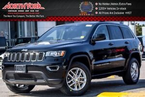 2018 Jeep Grand Cherokee New Car Laredo 4x4|Security&Convi.Pkg|R
