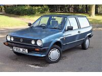 VW Polo CL 1.3 Petrol Reg.1989* 12-Mot&Tax* Low Mileage Only 62K*Mint Con # Bargain # L@@K
