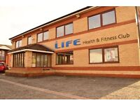 First Floor Offices to Let in busy Gym in the Swansea Enterprise Park
