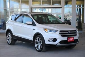 2017 Ford Escape Titanium 4WD All the Luxuries