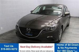 2014 Mazda MAZDA3 SPORT GS-SKYACTIV! HATCHBACK! REVERSE CAMERA!