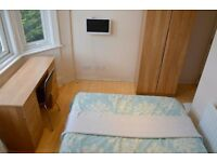 STUDENT DOUBLE ROOM AVAILABLE TO RENT £62.50pw!