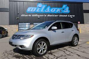 2012 Nissan Murano PLATINUM PACKAGE! AWD $71/WK, 4.74% ZERO DOWN