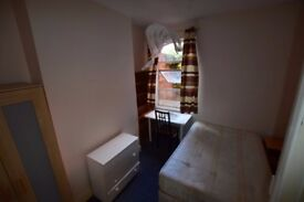 single room - all inclusive - 125 p/w