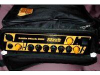 """Markbass """"Little Mark 800"""" Bass amp head"""