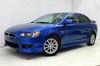 2011 Mitsubishi Lancer SE GT * Cuir* Toit-Ouvrant * Rockford Fos