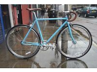 Brand new NOLOBI single speed fixed gear fixie bike/ road bike/ bicycles + 1year warranty cty