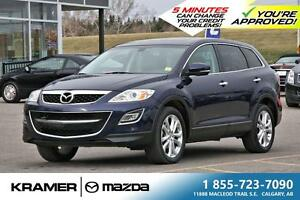 2011 Mazda CX-9 GT w/BOSE and Leather!!