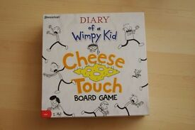 Cheese Touch Board Game