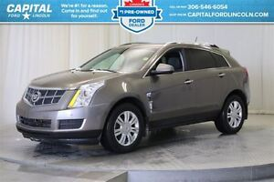 2011 Cadillac SRX Luxury Collection AWD *Heated Seats-Sunroof-Se
