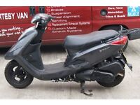 **CHRISTMAS SALE NOW ON**YAMAHA E-VITY XC 125CC**£795**