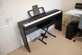 Yamaha P-35 Digital Piano