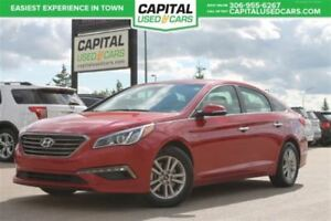 2017 Hyundai Sonata GLS: ACCIDENT FREE**BACKUP CAM**HTD SEATS**C