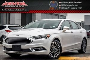2017 Ford Fusion SE|AWD|Sunroof|Nav.|Leather|Backup_Cam|R-Start|