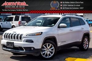 2017 Jeep Cherokee Limited|Backup_Cam|Heat Frnt.Seats|Bluetooth|