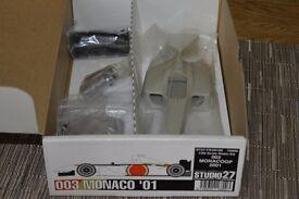 Bar F1 Model car kit