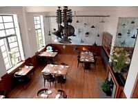 Waiter - Corner Room Restaurant - Great Benefits - Waiting Staff