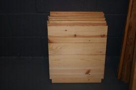 Ikea Ivar Pine Shelves Various Sizes Flexible Storage System