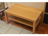 IKEA LACK Oak Effect Coffee Table