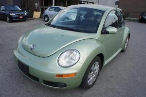 2009 Volkswagen New Beetle 2-YEAR FREE POWERTRAIN WARRANTY | 2.5