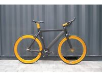 Brand new NOLOGO X single speed fixed gear fixie bike/ road bike/ bicycles + 1year warranty rrr7