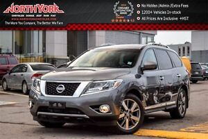2016 Nissan Pathfinder Platinum 4WD|360 View|Pano Sunroof|Leathe