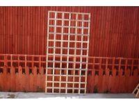 Square Trellis 180cmx90cm