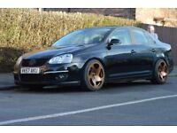 Volkswagen Jetta - Modified - Low - Full Service History - 2007 - Black - FSI