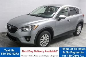 2014 Mazda CX-5 GS AWD!! NEW TIRES AND BRAKES! SUNROOF! REAR CAM