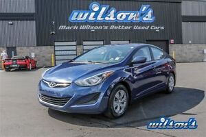 2015 Hyundai Elantra L POWER PACKAGE! INFO CENTER! TRACTION CONT