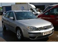 Ford MONDEO 2005 In excellent condition with MOT until FEBRUARY 2018