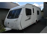 Swift Charisma 2011 Four Berth Fixed Bed Caravan