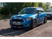 2007 MINI COOPER S, recently serviced, good tires, new brakes and calipers, FSH, HPI clear, 110k