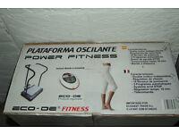 Vibrating Platform: ECO-DE Power Fitness DE-505