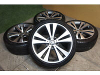 VW / Audi / Skoda Alloy wheels - 10 Sets TT Golf Passat T4 A3 A4 A8 Caddy Beetle 5x112 5x100 Leon