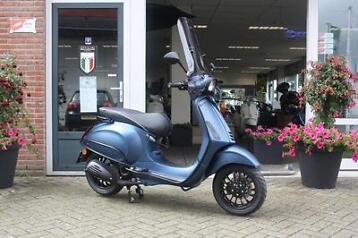 VESPA  LEASE/ FINANCIER  IN  2018 MET 0% RENTE!!