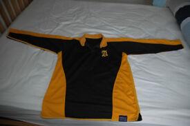 Abbeyfield School Boys Long Sleeve PE Shirt