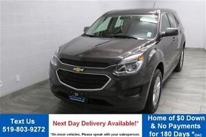 2016 Chevrolet Equinox LS AWD w/ REVERSE CAMERA! ALLOYS! POWER P