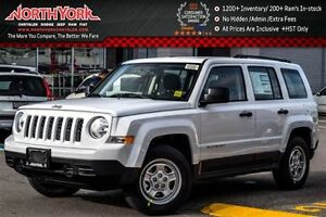 2017 Jeep Patriot NEW Car Sport|A/C|Cruise/Traction Cntrl|CD Pla