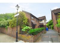 Lovely three bedroom house with huge private garden near Kings College Hospital in Camberwell SE5