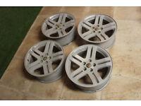 "Genuine Chrysler 300C 18"" Alloy wheels 5x115 Silver Alloys Dodge Magnum"