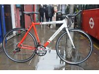 Brand New aluminium 21 speed racing hybrid road bike ( 1 year warranty + 1 year free service ) bgt