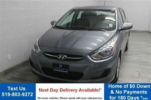 2016 Hyundai Accent HATCHBACK! w/ HEATED SEATS! BLUETOOTH! STEER