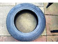 Brand new Continental tyre suitable for Peugeot 406