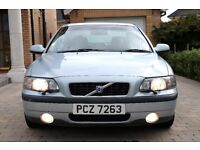 Volvo S60 T SE March 2002 154,560 Auto Full Leather