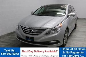 2014 Hyundai Sonata LIMITED w/ LEATHER! PANORAMIC ROOF! ALLOYS!