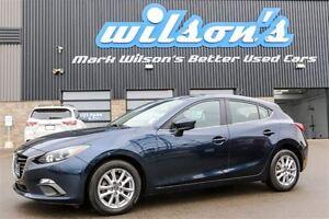 2014 Mazda MAZDA3 SPORT GS SKYACTIV! HATCHBACK! NEW BRAKES! ALLO