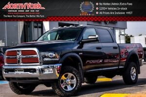 2016 Ram 2500 Power Wagon|4x4|Crew|6.4L HEMI|Heat & Wheel, Luxur