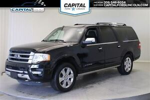 2017 Ford Expedition Max Platinum 4WD **New Arrival**