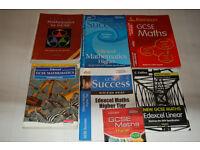 GCSE Maths Textbooks x7 Higher Level/Grade Boosters/Workbooks